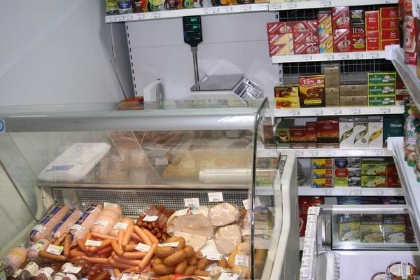 ДЭНСИ:КАССА в магазине продуктов