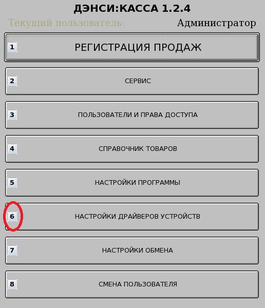 Активация ДЭНСИ:КАССА
