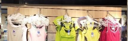 Дэнси-Касса в магазинах нижнего белья
