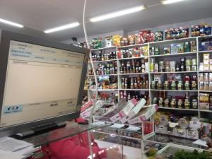 Магазин продуктов в Краснодарском крае