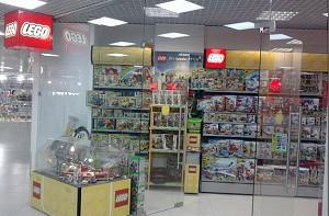Автоматизация магазинов LEGO
