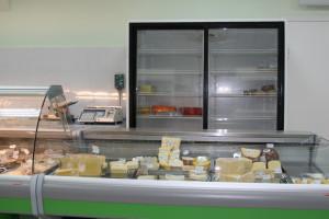 ДЭНСИ:КАССА в магазине продуктов питания