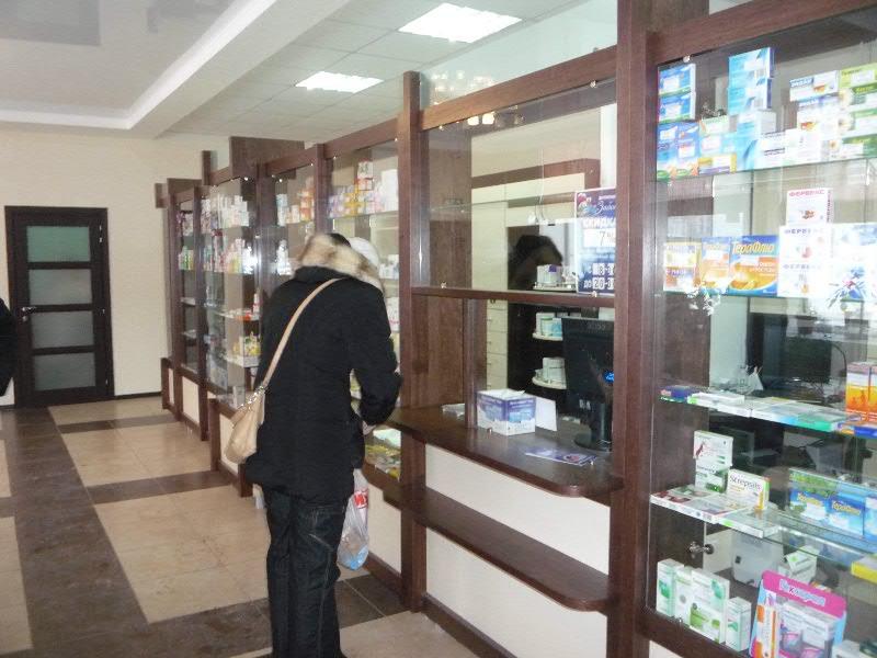 ДЭНСИ:КАССА в аптеках Фапмация
