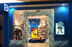 ДЭНСИ:КАССА в фирменных магазинах Hasbro