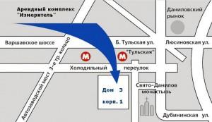 Офис ДЭНСИ Москва