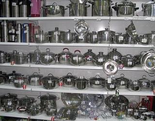 Программа для сети магазинов хозяйственных товаров