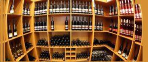 Дэнси-Касса в винном магазине