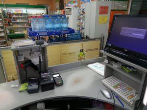 Работа с двумя фискальными регистраторами